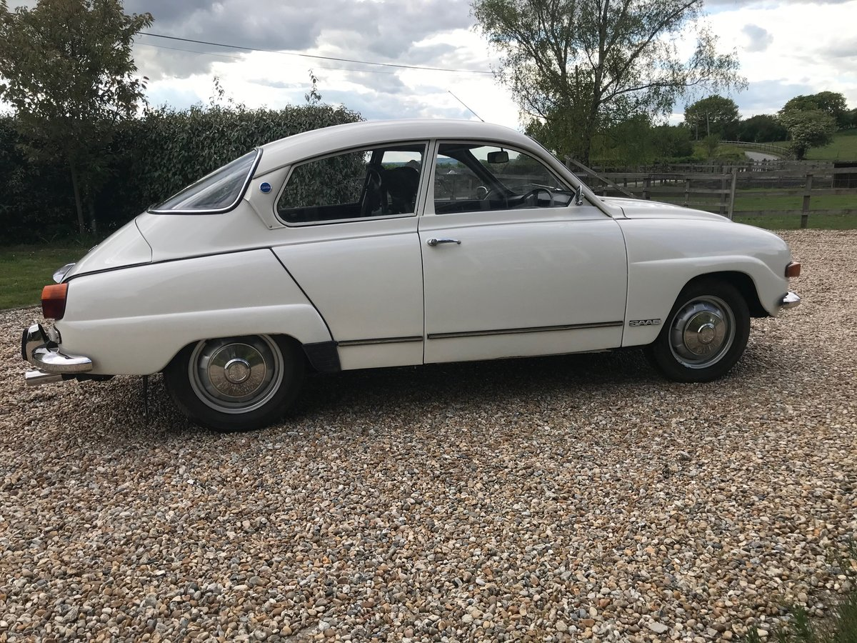 1973 Saab 96 V4 for Auction 16th-17th July SOLD by Auction (picture 3 of 5)