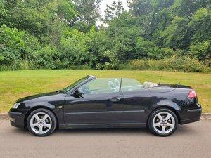 2007 Saab 9-3.. 2.0 Turbo Vector.. 2 Door Convertible.. Low Miles SOLD