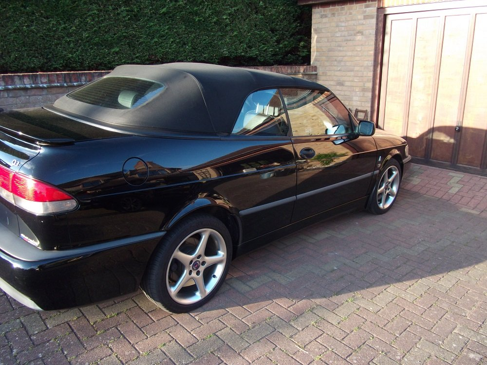 1999 SAAB 93 VIGGEN CONVERTIBLE For Sale (picture 1 of 6)
