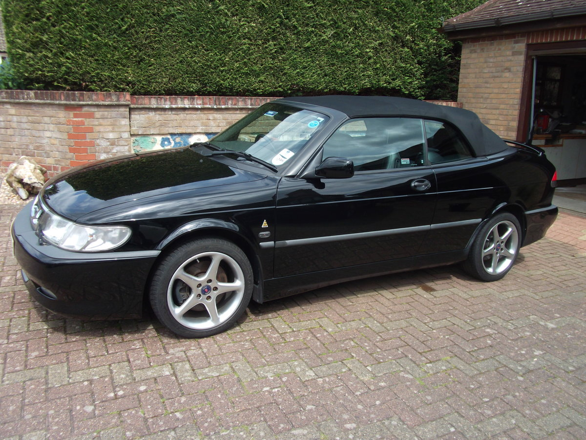 1999 SAAB 93 VIGGEN CONVERTIBLE For Sale (picture 3 of 6)