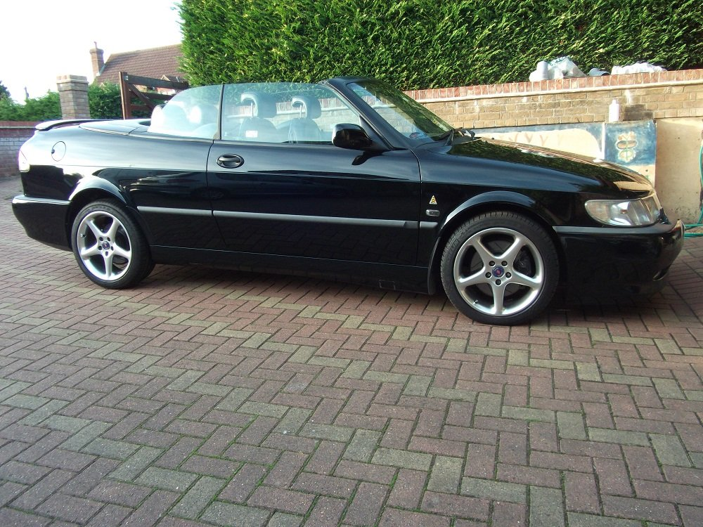 1999 SAAB 93 VIGGEN CONVERTIBLE For Sale (picture 5 of 6)