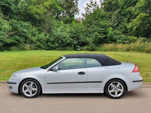2005 Saab 9-3 Turbo Convertible Auto.. Only 34K Miles.. FSH SOLD