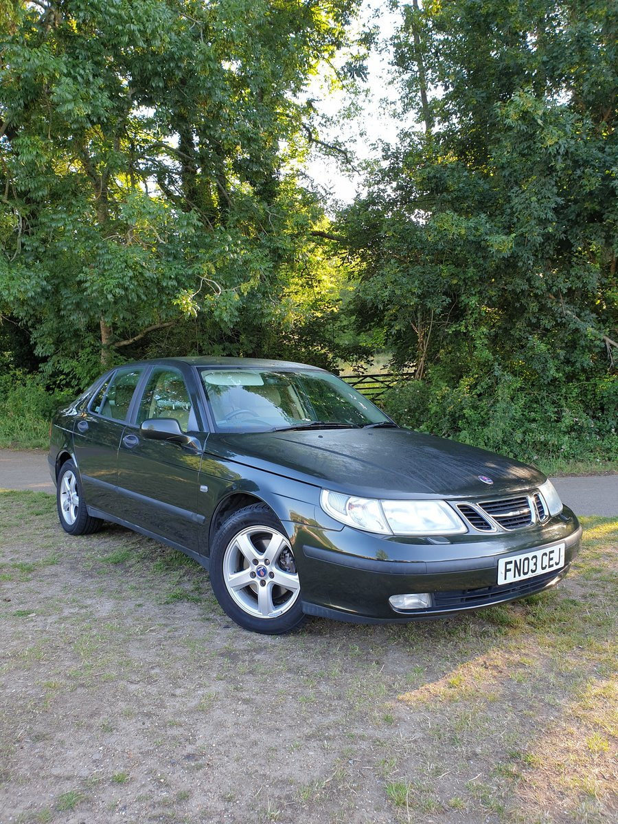 2003 Saab 9-5 Arc For Sale (picture 1 of 6)