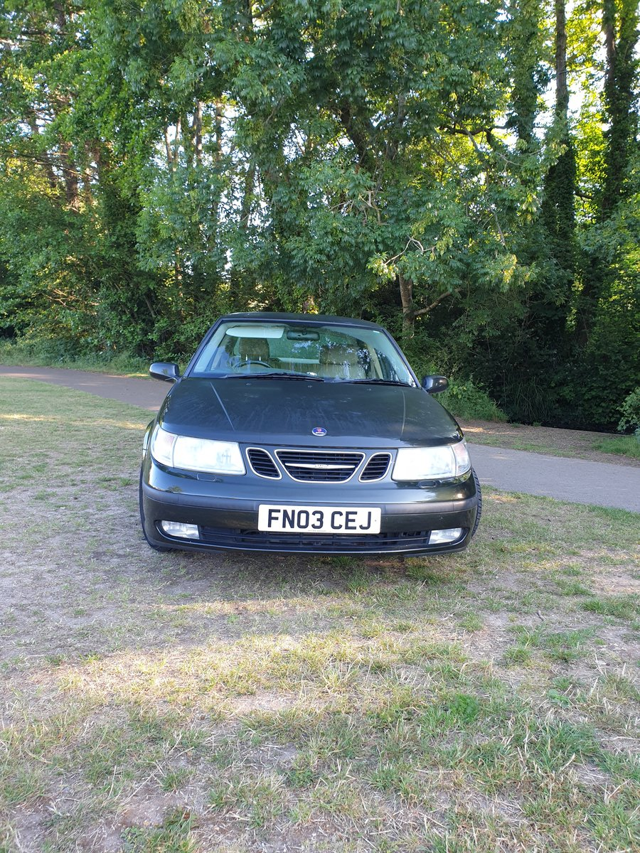 2003 Saab 9-5 Arc For Sale (picture 2 of 6)