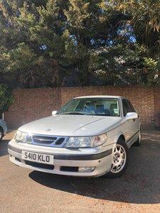 1998 Saab 9-5 se auto - modern classic