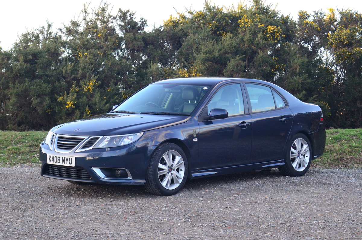 2008 Saab 93 Aero 2.8 Turbo V6  For Sale (picture 1 of 6)
