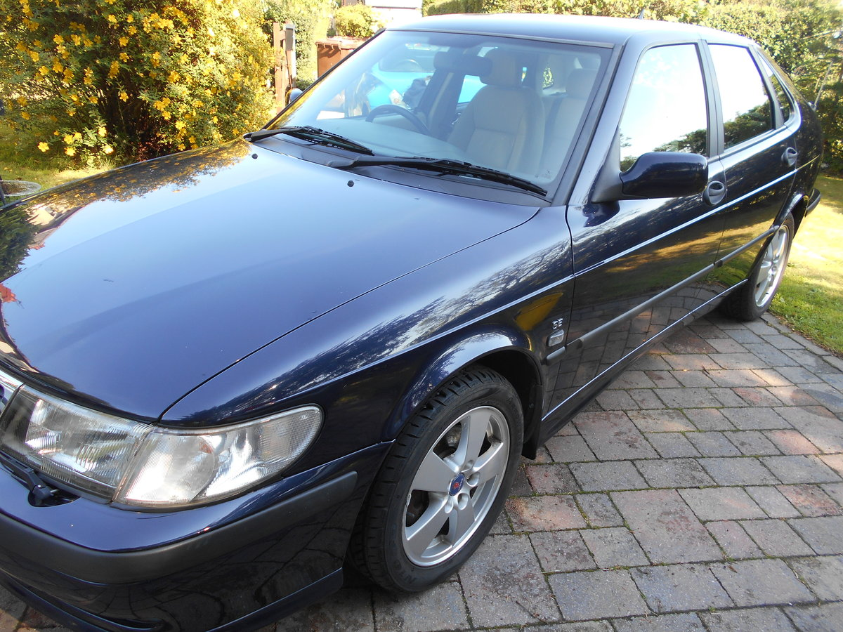 2002 Ultra Low Mileage Saab DEPOSIT TAKEN SORRY SOLD (picture 2 of 5)