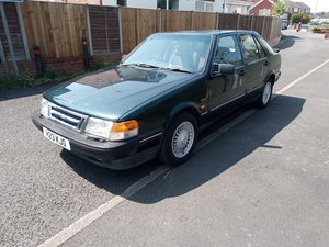 1991 Saab 9000 XS 2.0i non-turbo 16V Hatchback 107k