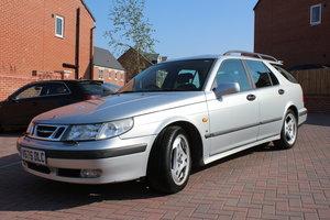 1999 Rare Saab 9-5 3.0t SE Auto Estate