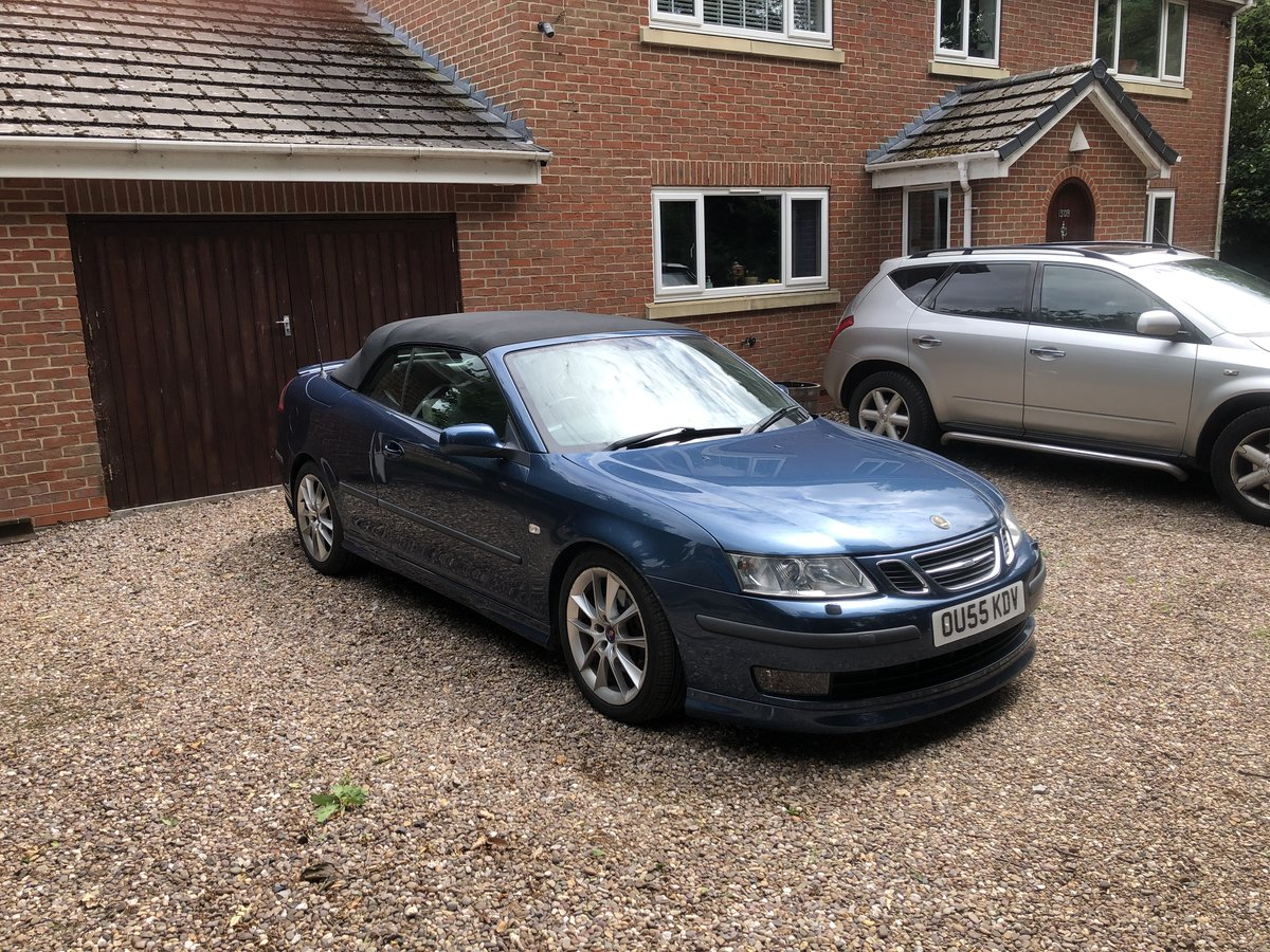 2006 SAAB 9-3 2.8V6 turbo SOLD (picture 2 of 6)