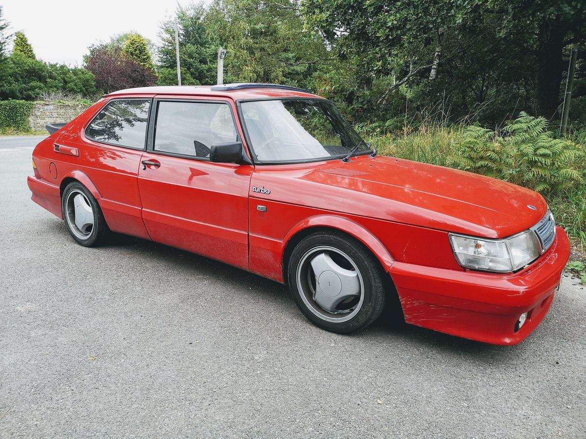 1990 Saab 900 Carlsson (DEPOSIT TAKEN) For Sale (picture 1 of 6)