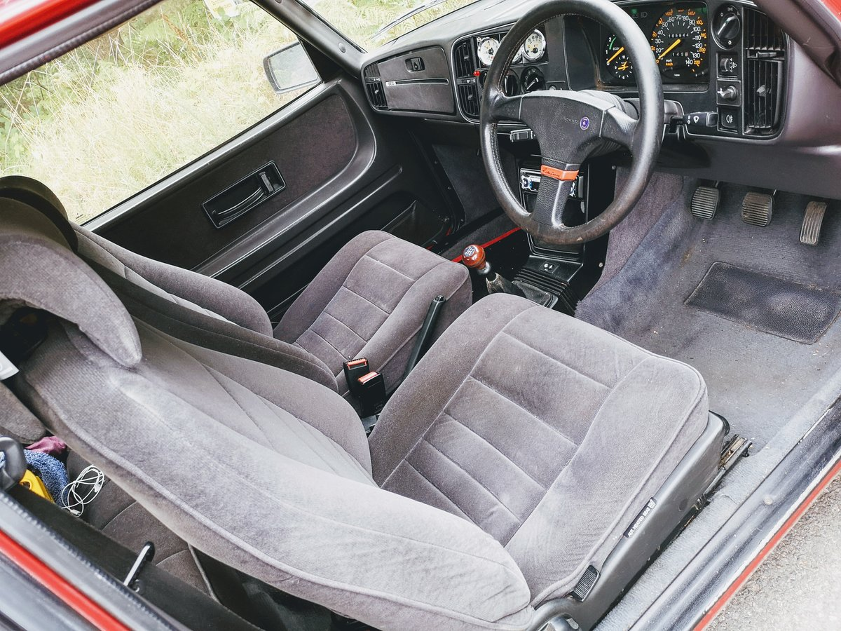 1990 Saab 900 Carlsson (DEPOSIT TAKEN) For Sale (picture 3 of 6)