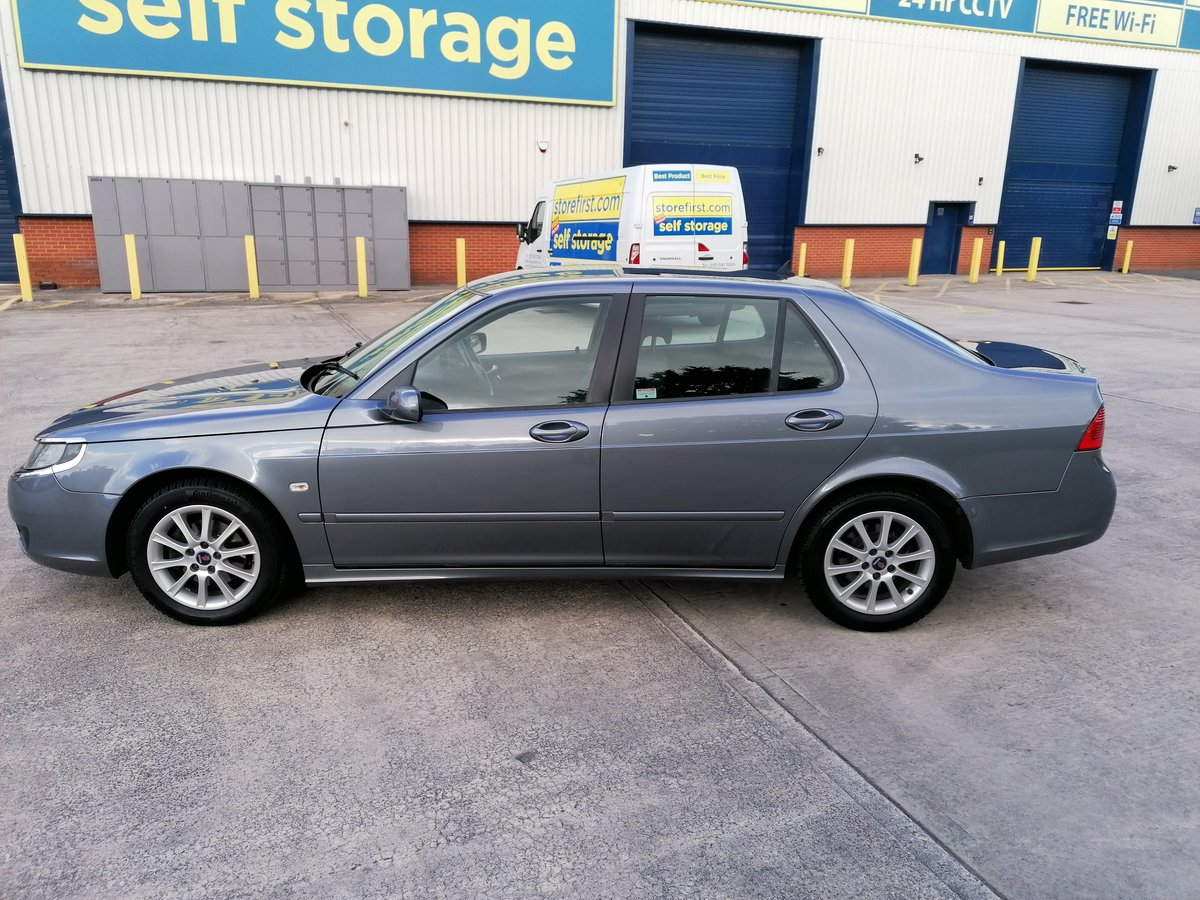 2008 SAAB 9-5 1.9 TID SALOON For Sale (picture 2 of 6)