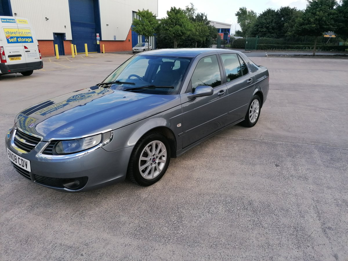 2008 SAAB 9-5 1.9 TID SALOON For Sale (picture 3 of 6)