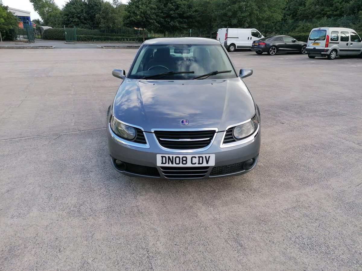 2008 SAAB 9-5 1.9 TID SALOON For Sale (picture 4 of 6)
