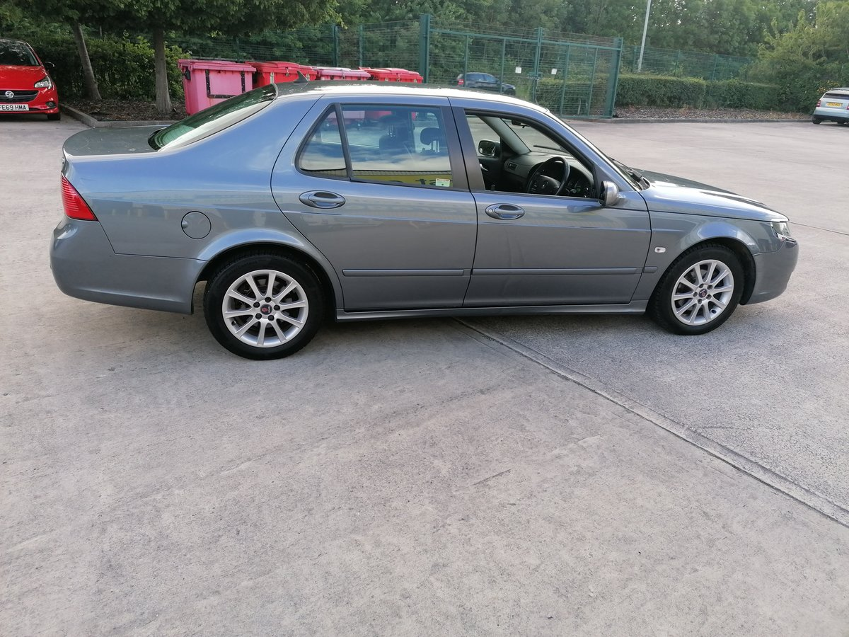 2008 SAAB 9-5 1.9 TID SALOON For Sale (picture 5 of 6)