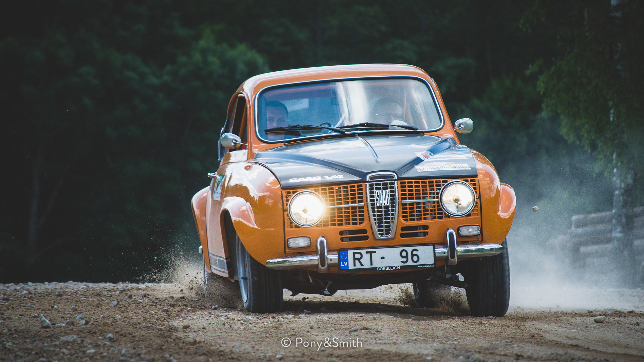 1972 SAAB 96 V4 Rally For Sale (picture 1 of 6)