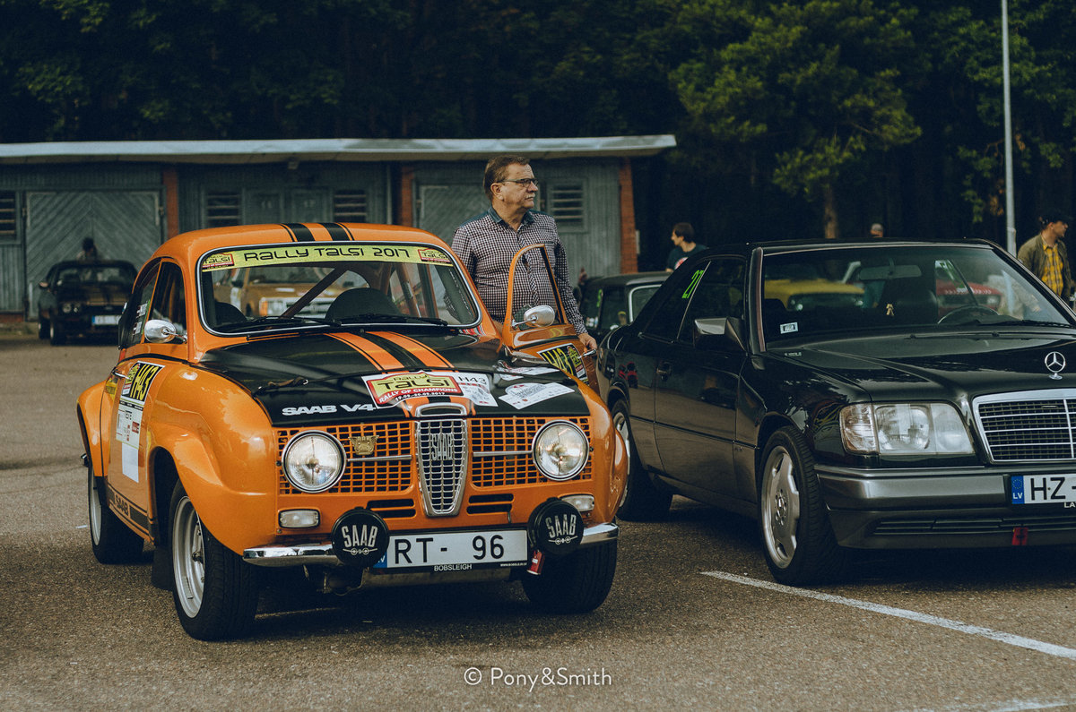 1972 SAAB 96 V4 Rally For Sale (picture 2 of 6)