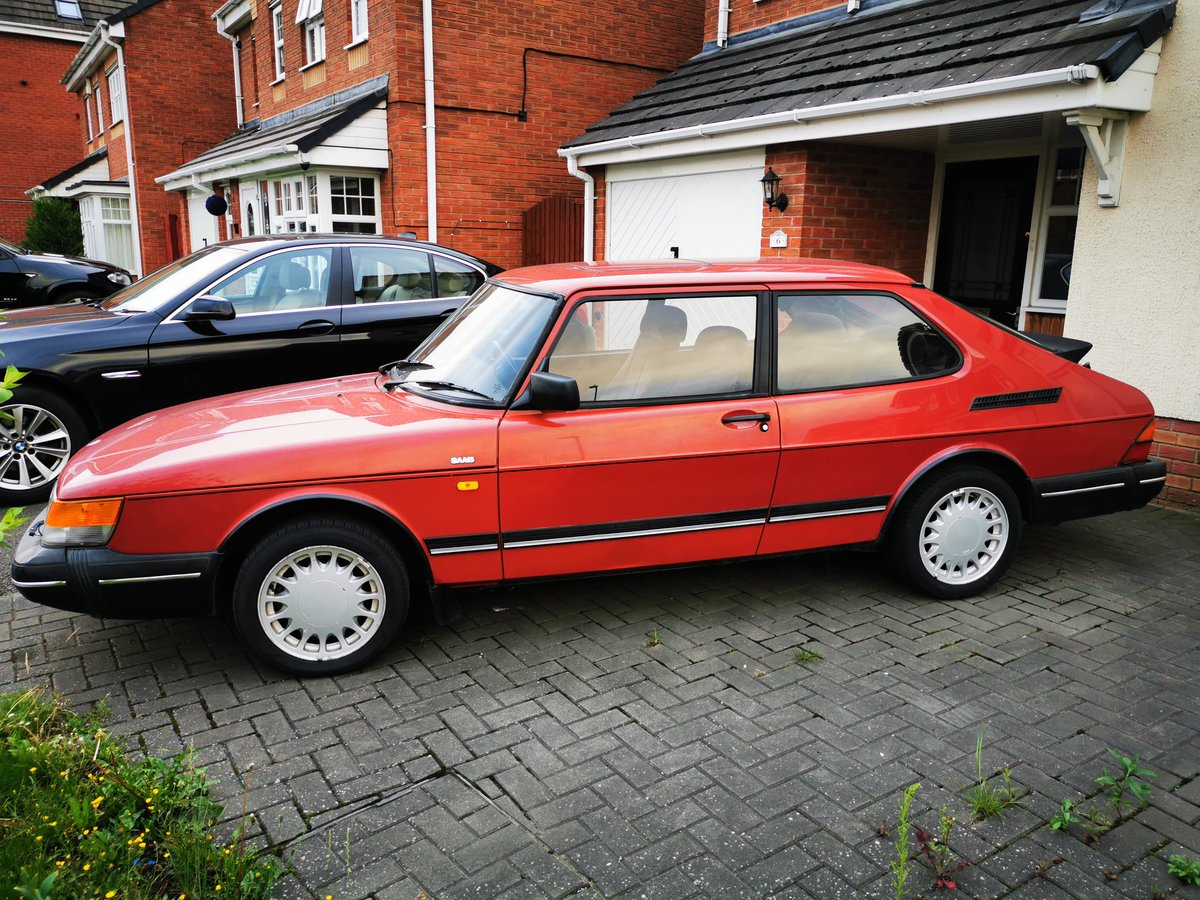 1990 Saab 900i Classic - good condition For Sale (picture 1 of 6)