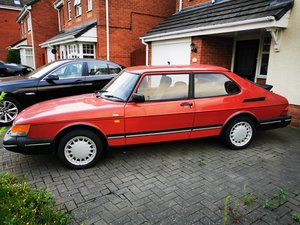 1990 Saab 900i Classic - good condition