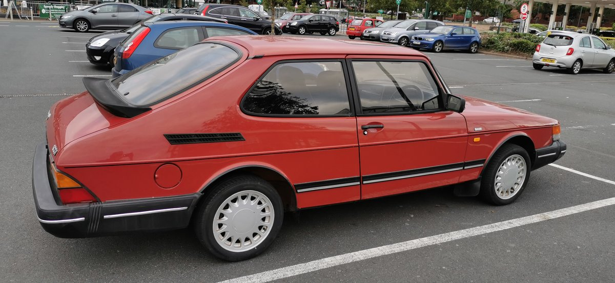 1990 Saab 900i Classic - good condition For Sale (picture 2 of 6)