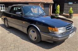 1994 SAAB 900 AERO TURBO S CONVERTIBLE
