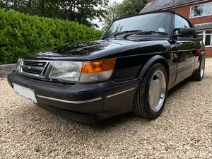 1992 Saab 900 LPT Turbo with Intercooler