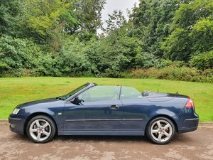 2005 Saab 9-3.. Turbo Convertible..175 BHP.. FSH.. Low Miles