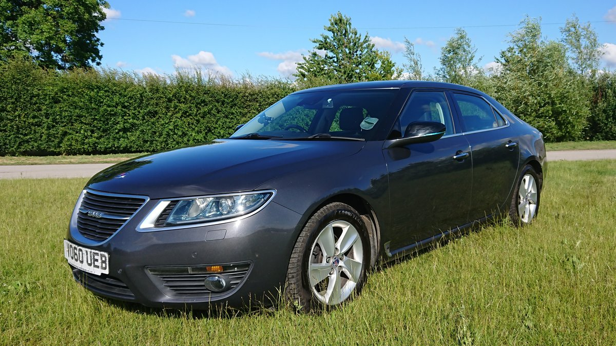 2010 Saab NG 9-5 2.0 Tid Vector SE SOLD (picture 1 of 5)
