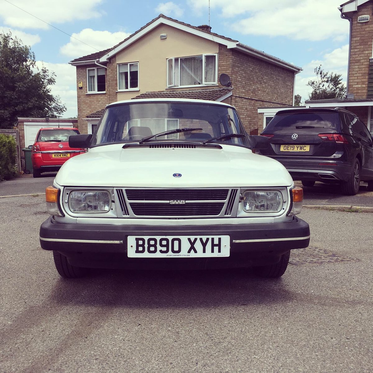 1985 SAAB 90 very rare For Sale (picture 2 of 6)