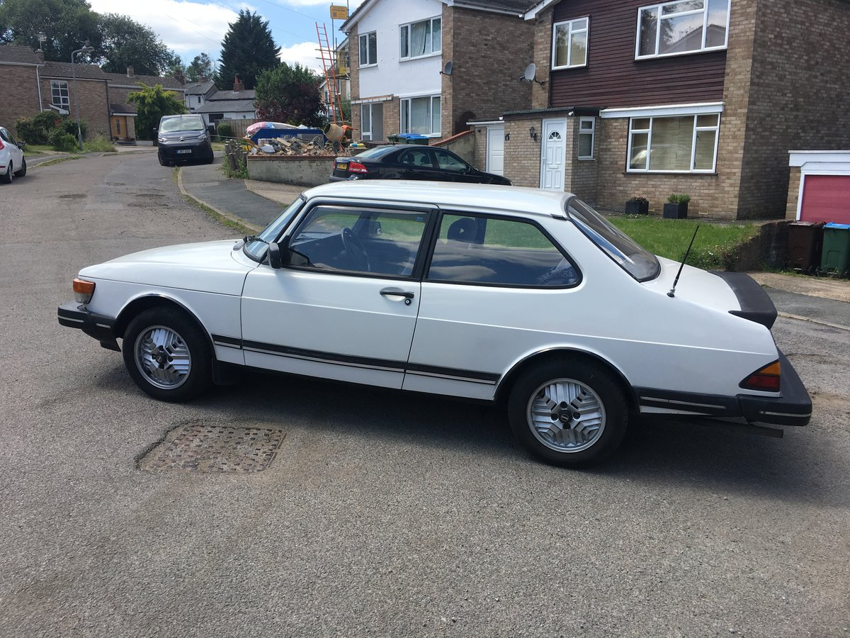 1985 SAAB 90 very rare For Sale (picture 4 of 6)