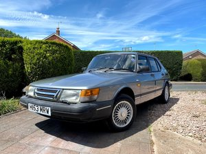 "SAAB 900i SE 1991 J - ""ORIGINAL CAR""- F/S/H"