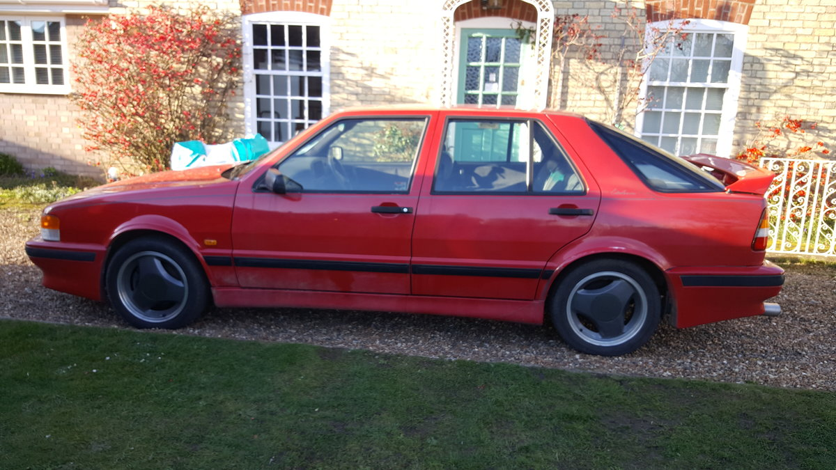 1990 Rare SAAB 2Ltr Carlsson 5 Door SOLD (picture 3 of 6)
