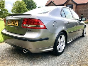 Fantastic saab 9-3 aero 2.8 v6 turbo - rare manual