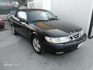 1998 Saab 9-3 turbo cabrio