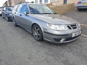 2004 Saab 9-5 Aero Estate 88k, Superb.