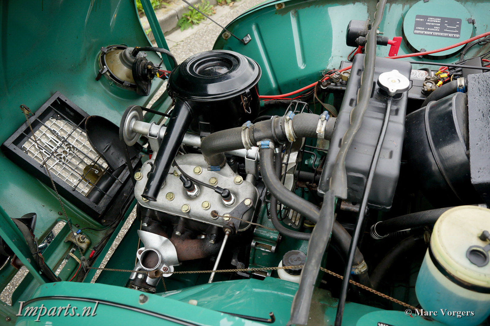1963 Very good classic Saab 96 Bull Nose TT (LHD) For Sale (picture 3 of 6)