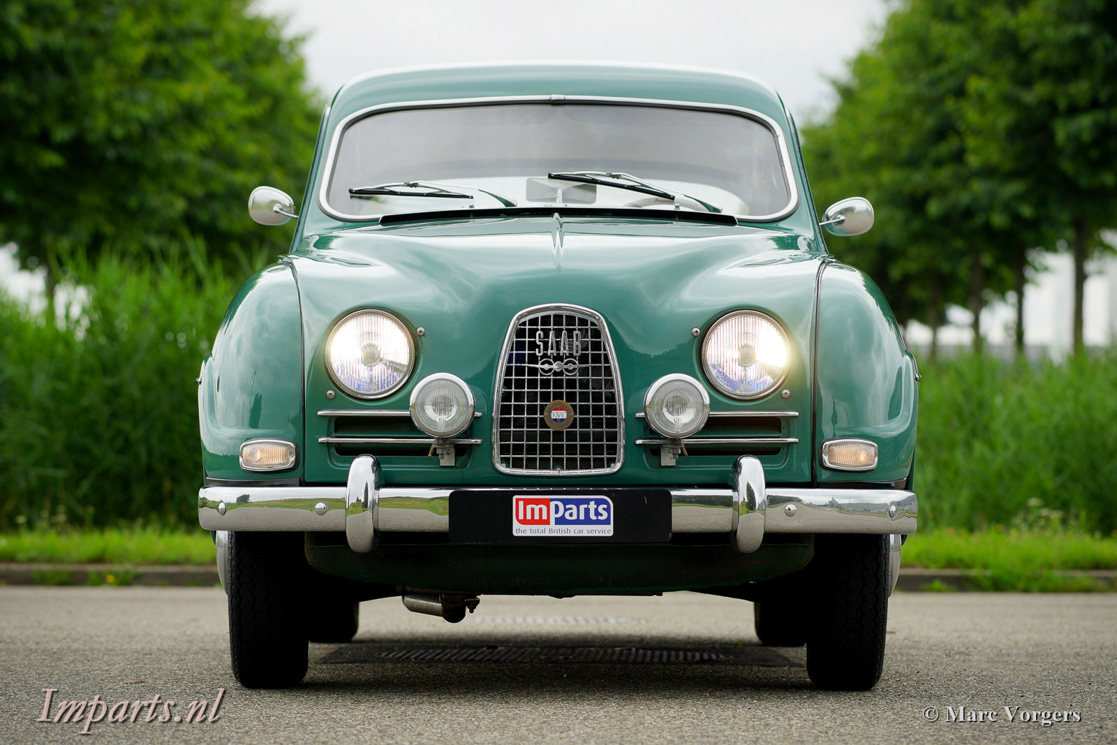 1963 Very good classic Saab 96 Bull Nose TT (LHD) For Sale (picture 6 of 6)