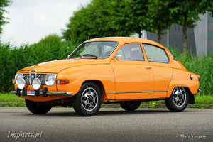 Picture of 1974 Excellent classic Saab 96 V4 Sport (LHD)