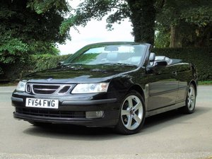 Saab 9-3 2.0 T Vector GREAT SUMMER FUN GOOD VALUE
