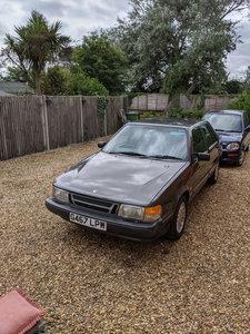 1990 Saab 9000 S 16v Auto