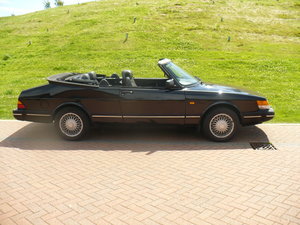 Picture of saab 900 i classic auto convertible 1990 For Sale