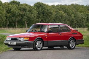 1990 Saab 900 Turbo 16S - 65,300 miles SOLD
