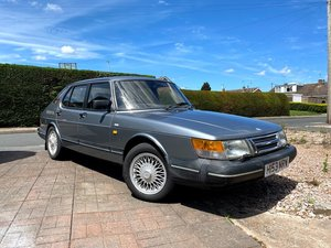 "SAAB 900 i SE 1991 J - ""ORIGINAL CAR""- F/S/H -"