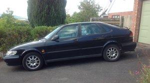 1998 SAAB 93 SE 5 door manual hatchback