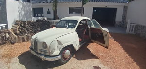 1957 saab 93 coupe Projec...see photos