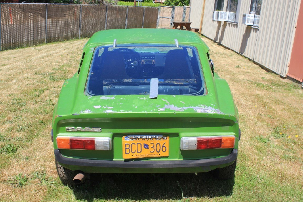 1971 Saab Sonnett For Sale (picture 2 of 6)