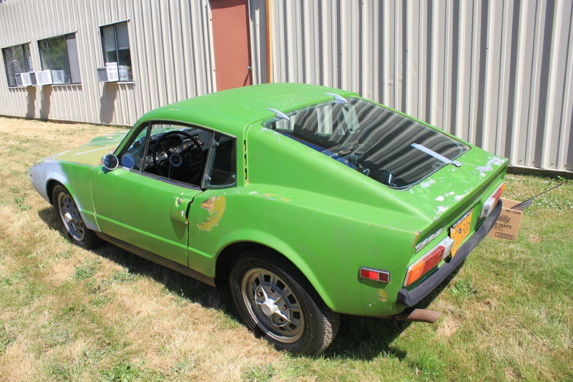 1971 Saab Sonnett For Sale (picture 3 of 6)