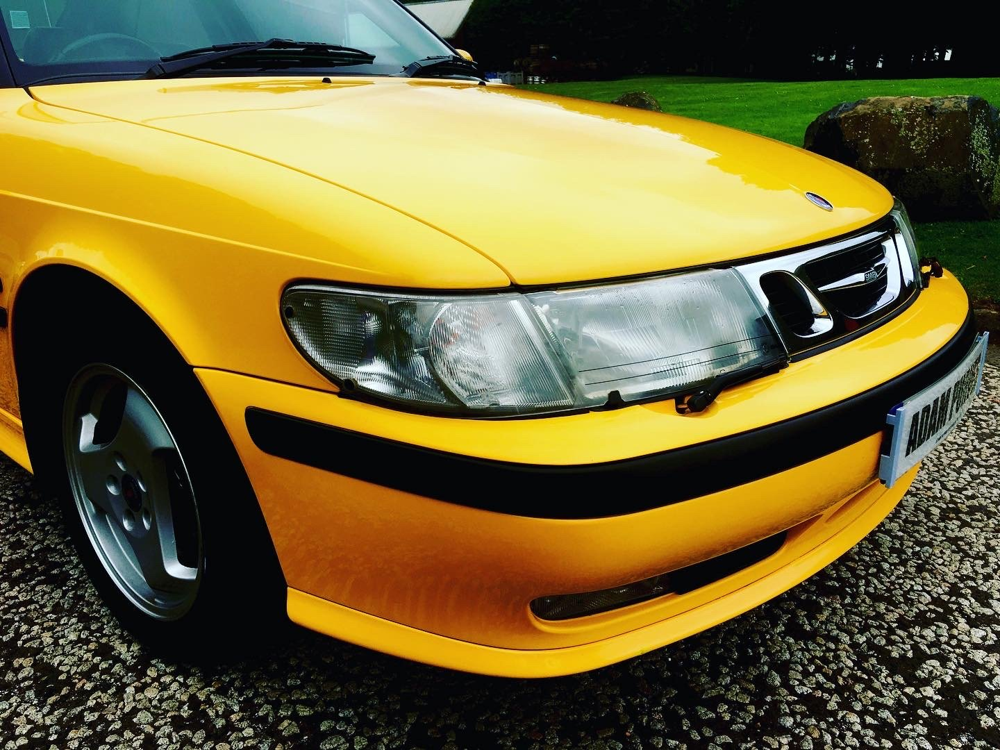 1999 Saab 93 ( 900 ) Aero Turbo For Sale (picture 3 of 6)