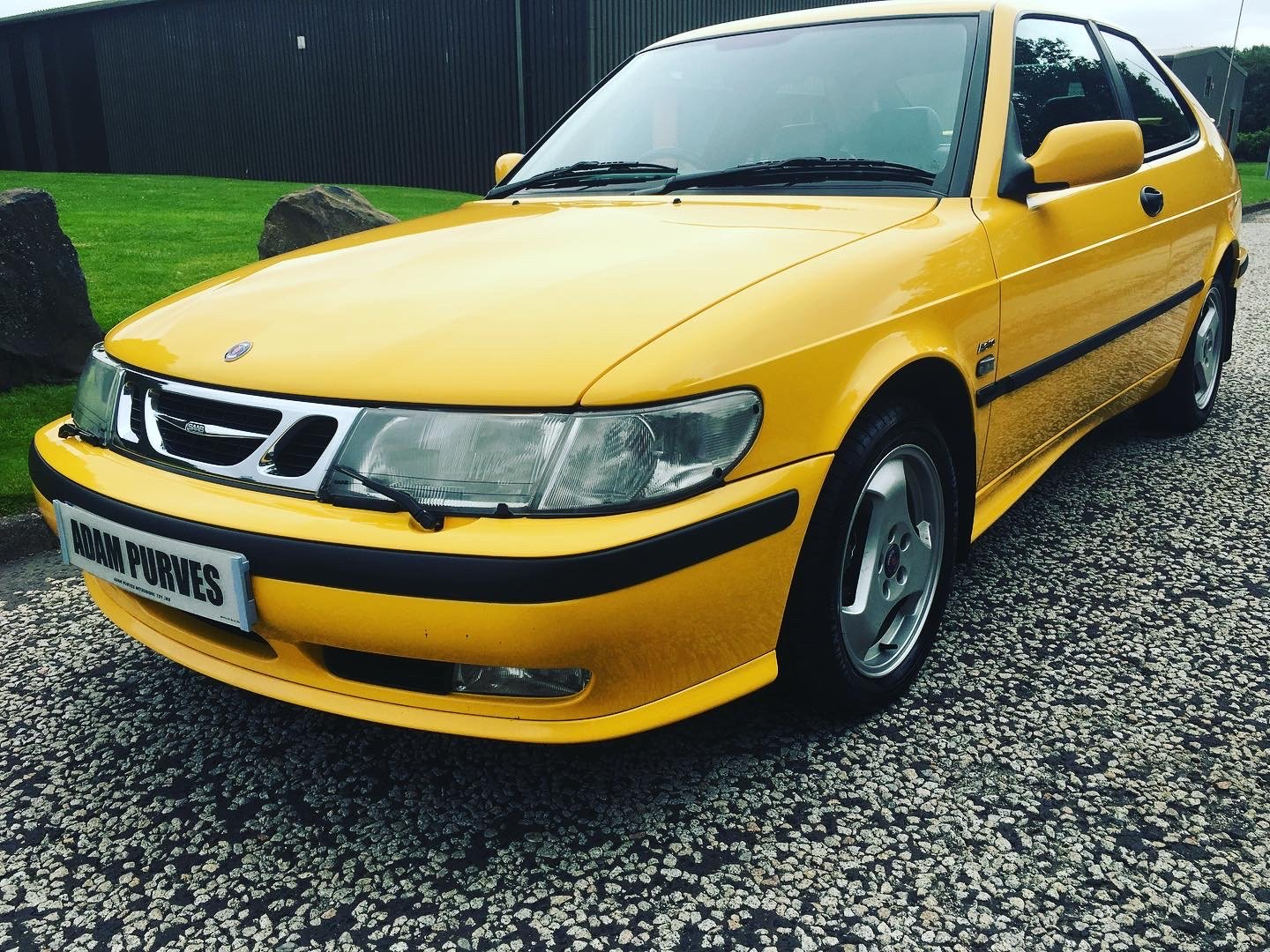 1999 Saab 93 ( 900 ) Aero Turbo For Sale (picture 6 of 6)